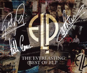 2017 The Everlasting Best Of ELP