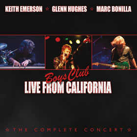 2009 & Glenn Hughes & Marc Bonilla – Boys Club: Live From California – The Complete Concert