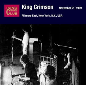 2006 Fillmore East New York N.Y. USA – 21 November 1969