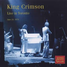 2011 Live In Toronto – June 24 1974