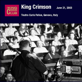2006 Teatro Carlo Felice Genova Italy – June 21 2003