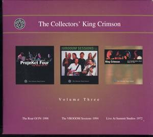 2000 The Collectors' King Crimson Volume Three