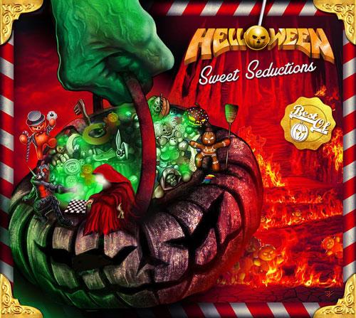 """HELLOWEEN lanzarán el recopilatorio """"Sweet Seductions"""""""