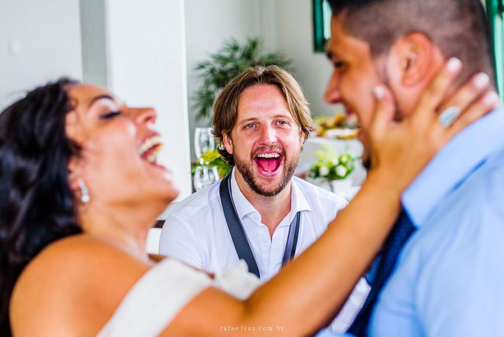 Mini Wedding de dia - Casamento Mariana e Thomaz