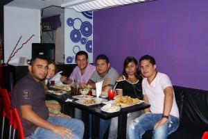 cena de evoluziona en Colombia, Rafael Vega