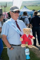 The Red Arrows Bear