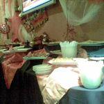 Cóctel con buffet libre