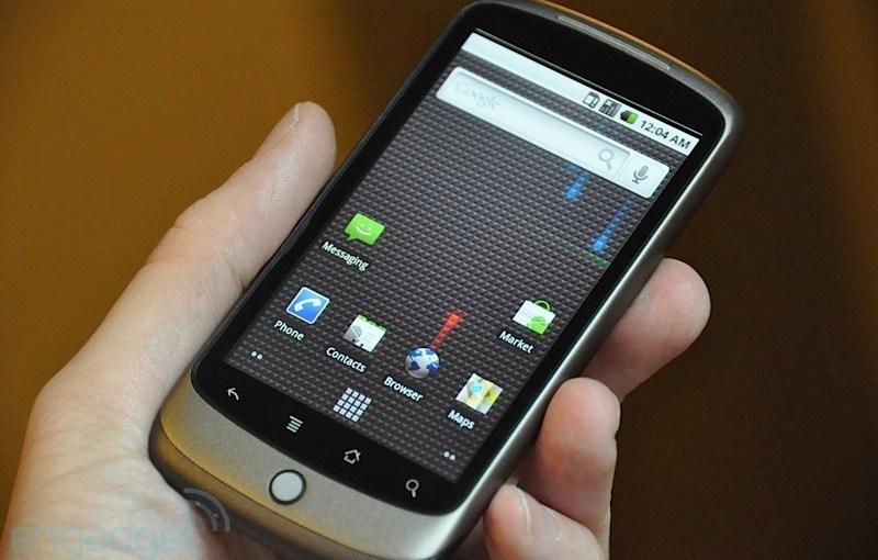 Acceso <i>root</i> y funcionalidades extra para el Nexus One con Android 2.3.6