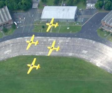 JEFTS Fireflies complete final training sortie