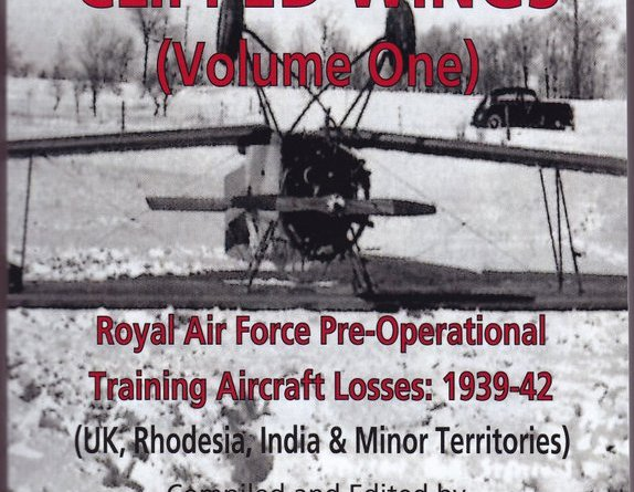 Clipped Wings: Royal Air Forces Pre-Operational Training Aircraft Losses