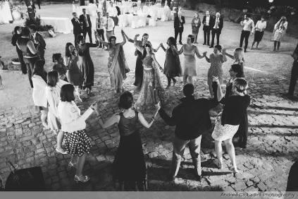 Raffaele Porzi DJ Indian wedding party
