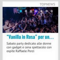 Raffaele Porzi - Vanilla in ROSA
