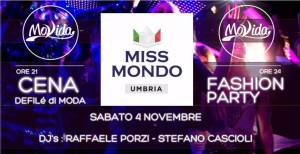 MISS MONDO Umbria –  @MOVIDA Disco – TODI – PG
