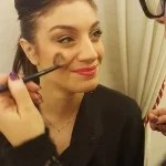 Raffaella Tabanelli  make up artist -  wedding day 14