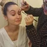 Raffaella Tabanelli  make up artist -  wedding day 15