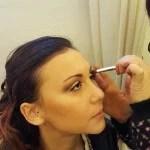 Raffaella Tabanelli  make up artist -  wedding day 6