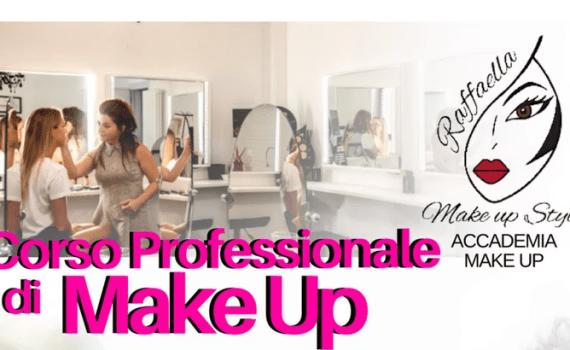 Corso Professionale di Make Up – Edizione Marzo 2018
