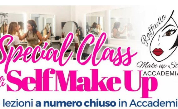 Special Class Self MakeUp Maggio 2018