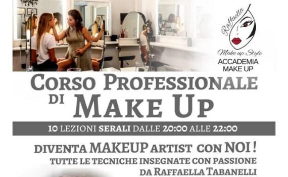 Corso Professionale Make Up Dicembre 2018