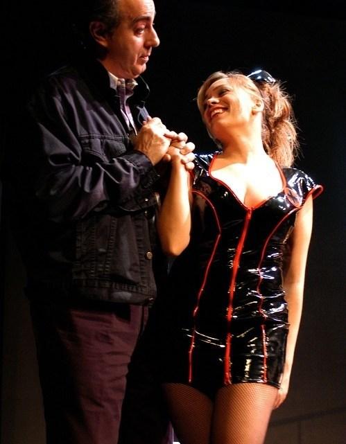 Le foto di scena dello spettacolo NO GRAZIE, PREFERISCO RIDERE, diretto da Rosario Galli