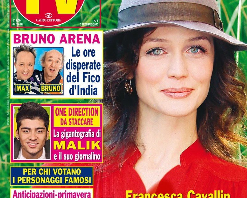 DIPIU' TV n. 5/2013 – Per chi votano i personaggi famosi