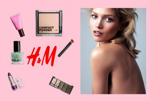 H&M presenta la nuova collezione make-up