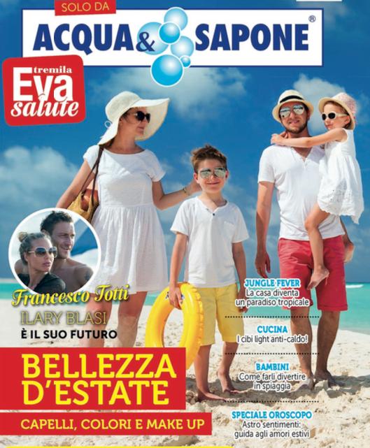 EVA SALUTE – Luglio 2017 – Bellezza d'Estate
