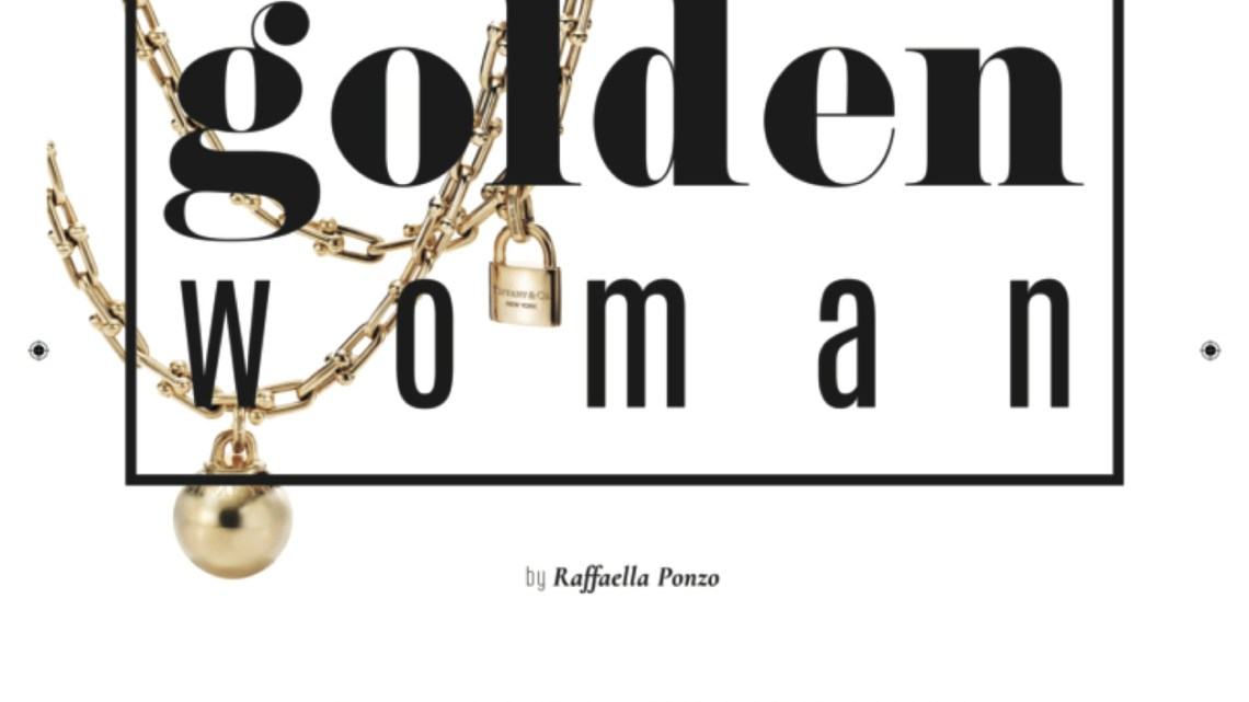 VISION n. 01/2017 – A GOLDEN WOMAN