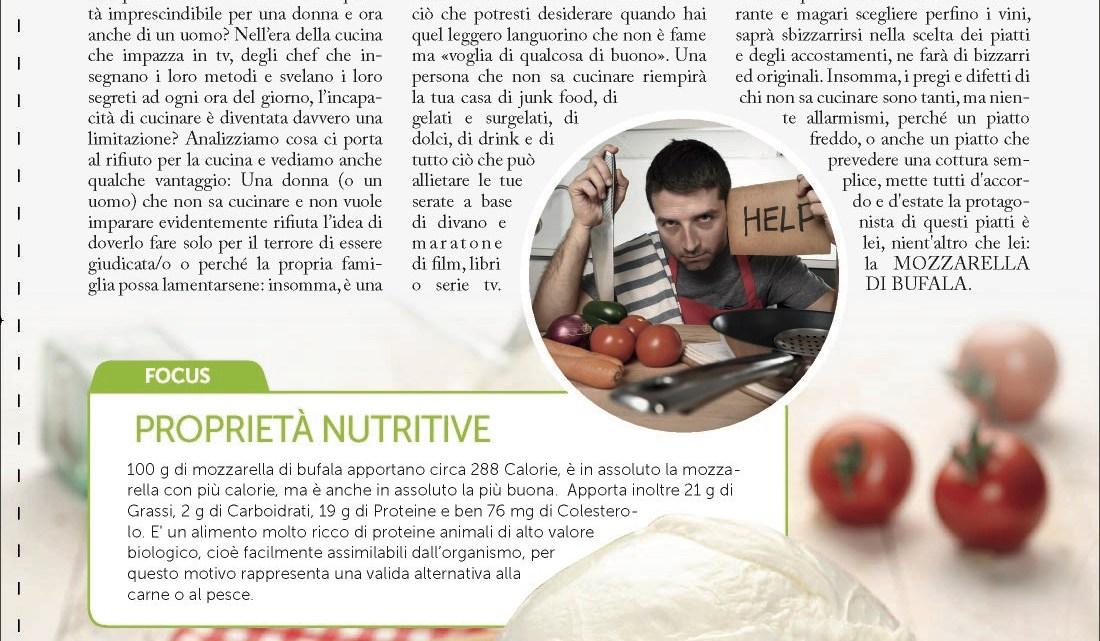 EVA SALUTE – Agosto 2017 – Impariamo a cucinare