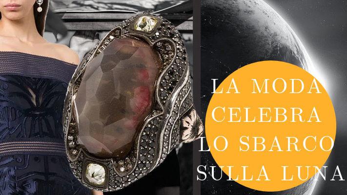 La moda rende omaggio alla scoperta della Luna