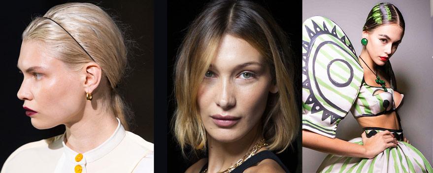 Milano Fashion Week: non solo abiti, ma anche hair e make up