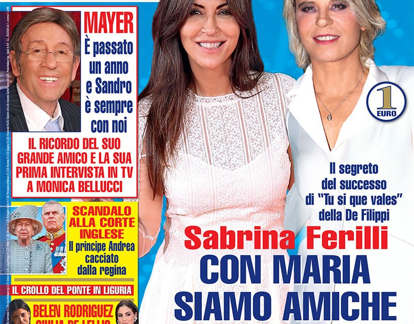 DIPIU' n. 48/2019 – Antonella Fiordalisi torna insieme a Francesco Chiofalo
