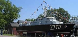 London's marine craft collection