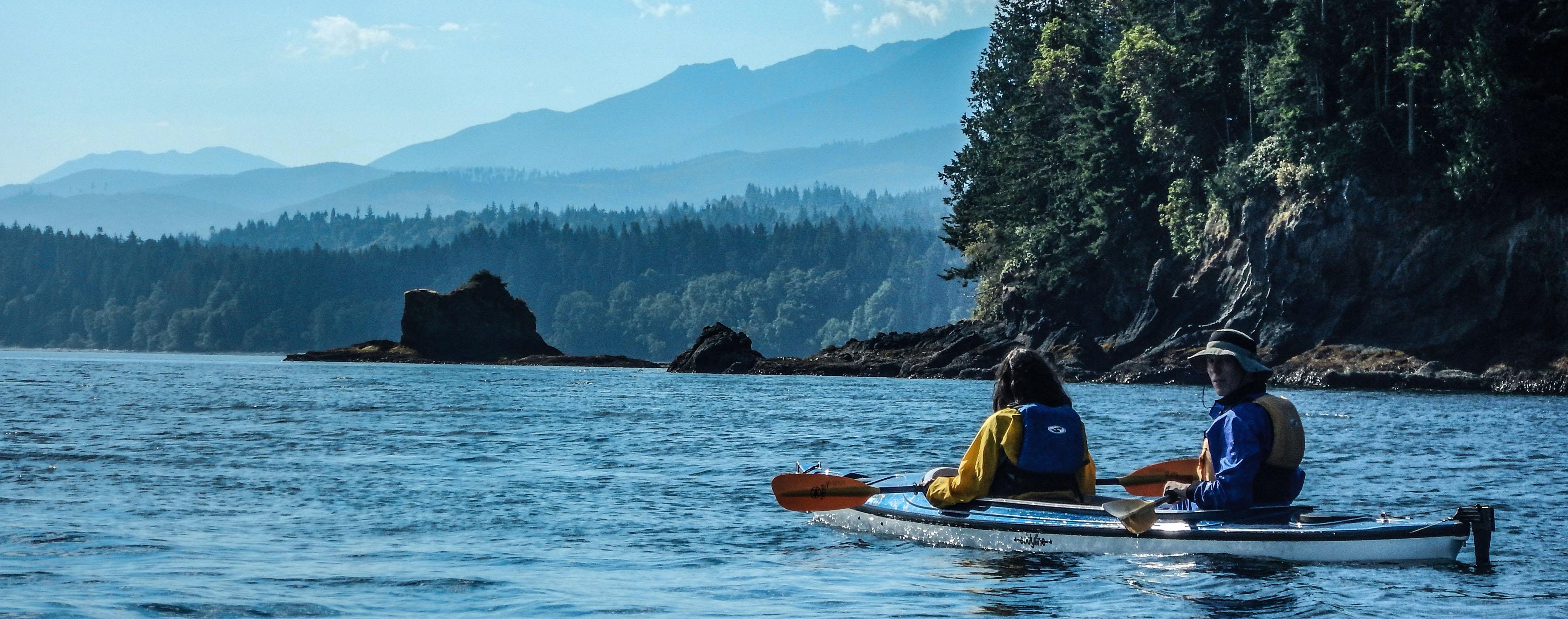 Sea Kayak Tour