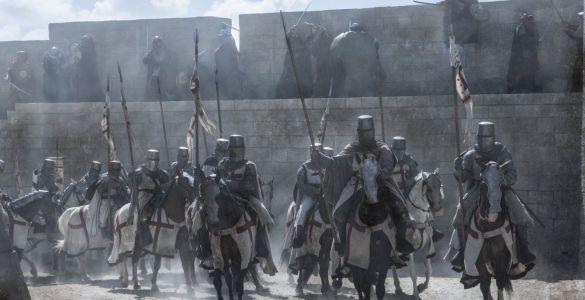 serialul american Knightfall, noul serial Knightfall, serialul Knightfall, seriale noi, Knightfall, seriale