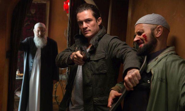 Unlocked, filme de acțiune, filme din 2017, cronică de film