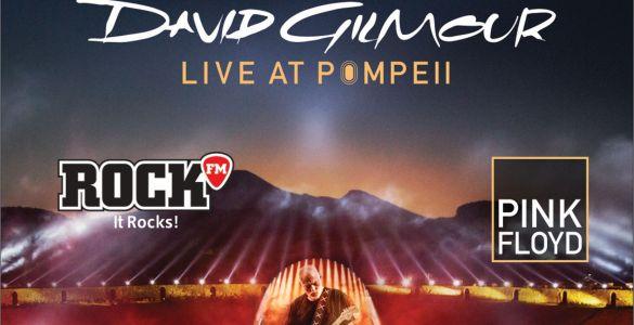 concert David Gilmour, David Gilmour, evenimente de film, Happy Cinema