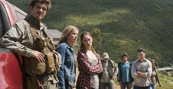 Fear the Walking Dead, AMC, AMC România