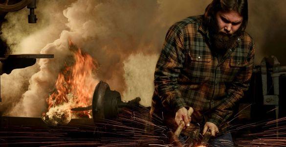 Foc și oțel, History Channel