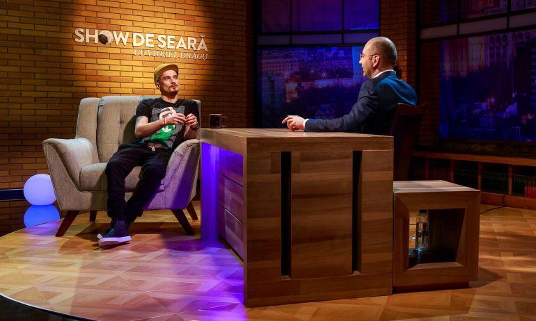 Maximilian, Viorel Dragu, Show de Seară, Show de Seară cu Viorel Dragu, Comedy Central, satiră