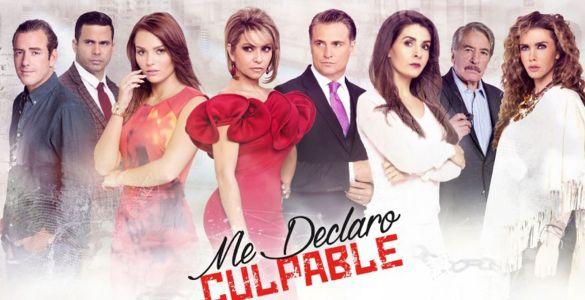 Me declaro culpable, Mă declar vinovată, seriale, telenovele, seriale mexicane