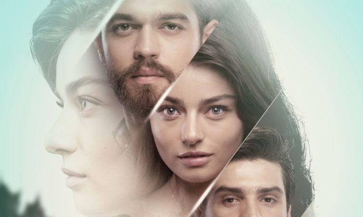 Meryem, Kanal D, seriale turcești