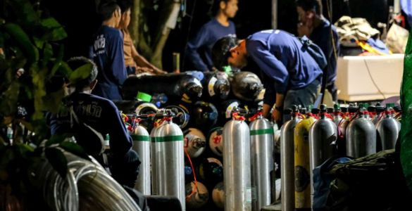 Operațiunea de salvare din Thailanda, Discovery Channel