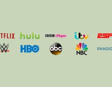 Smart DNS Proxy, Netflix, Hulu, Amazon Prime Video, HBO GO, HBO, Pandora, BBC iPlayer