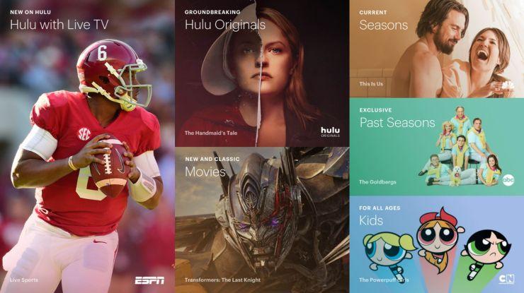 Hulu în luna decembrie 2018, Hulu în luna noiembrie 2018, Hulu in October 2018, Hulu, Hulu în luna octombrie 2018, streaming online, seriale pe Hulu, filme pe Hulu