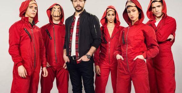 La Casa de Papel sezonul 3 online subtitrat, Fabrica de bani, La Casa de Papel, sezonul 3 din La Casa de Papel, sezonul 3 din Fabrica de bani