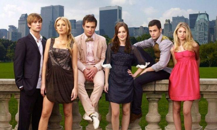 Gossip Girl, HBO Max, WarnerMedia