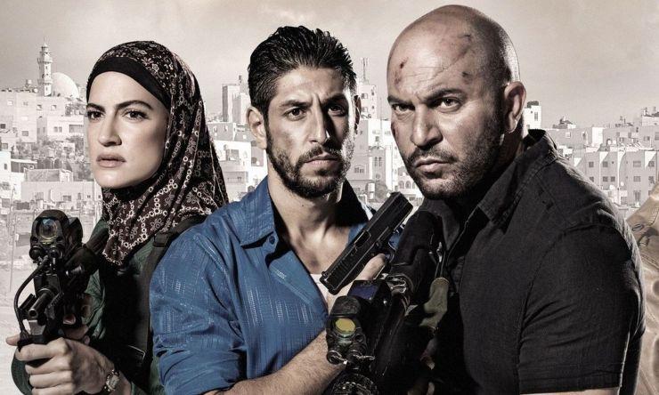 Fauda, Aleph News, seriale din Israel