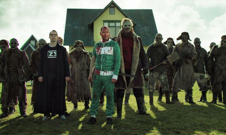 filme cu zombie, Dead Snow