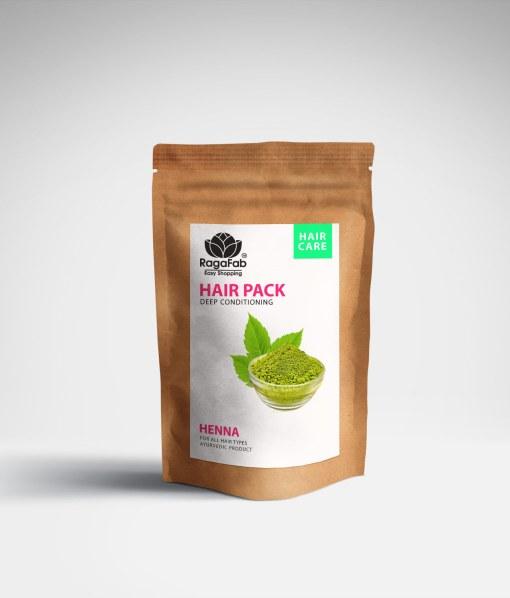 Buy Henna Powder (Mehndi) 100gm Natural | Free Gift |...